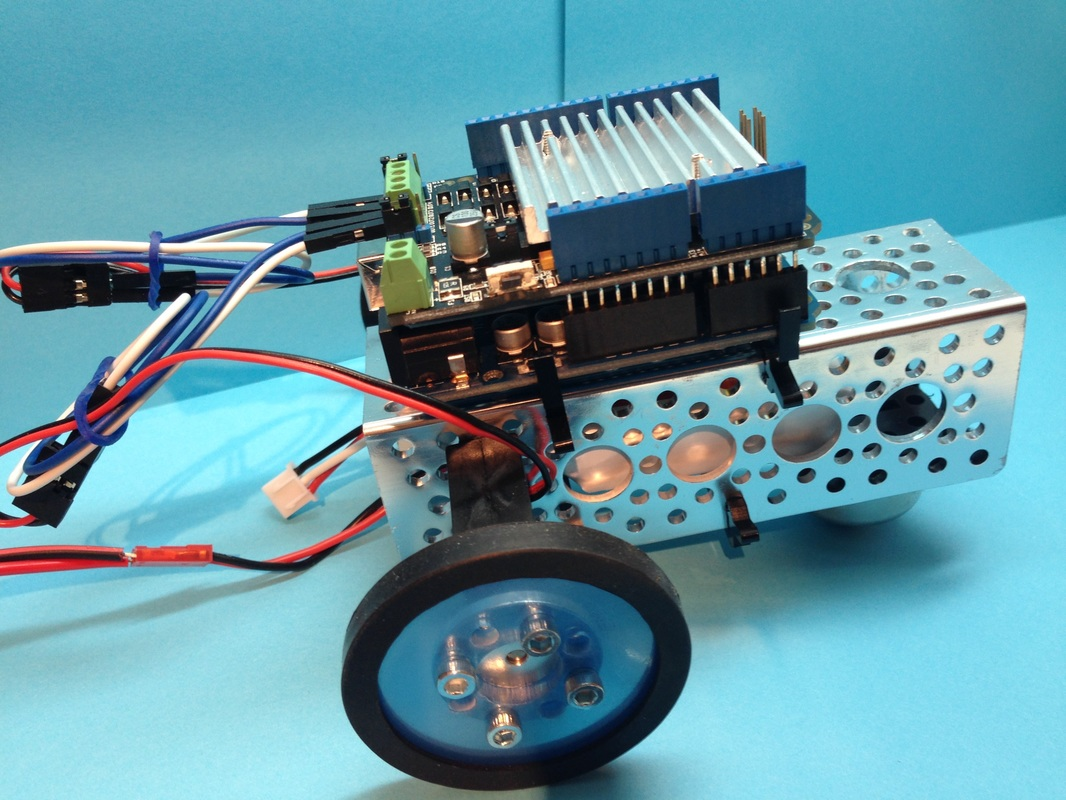 Actobotics - STEMify with Arduino